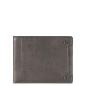 Piquadro Portafoglio uomo in pelle con 12 scomparti porta carte di credito  Tau GRIGIO a05453a7df99